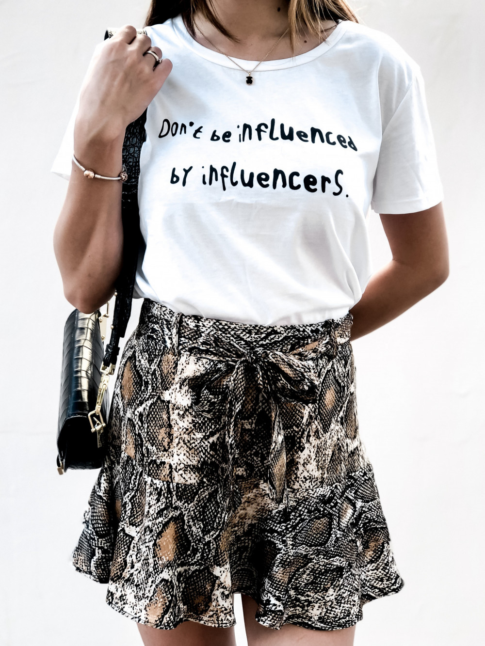 T-SHIRT #INFLUENCER