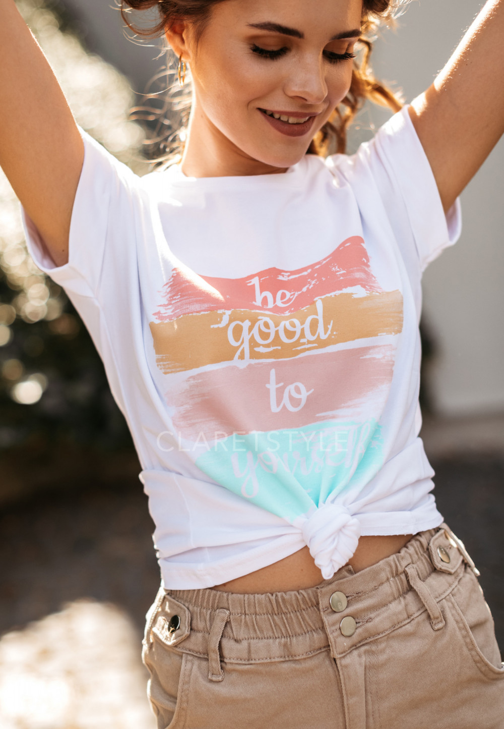 T-SHIRT BE GOOD TO YOURSELF