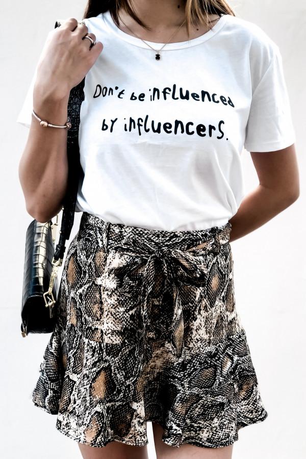 T-SHIRT #INFLUENCER