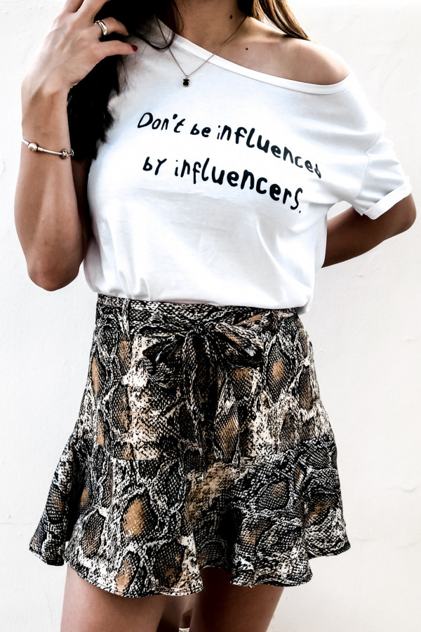 T-SHIRT #INFLUENCER 3