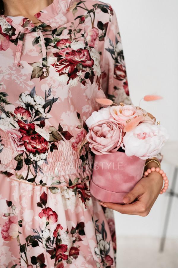 SUKIENKA FLOWERS ROSE 1