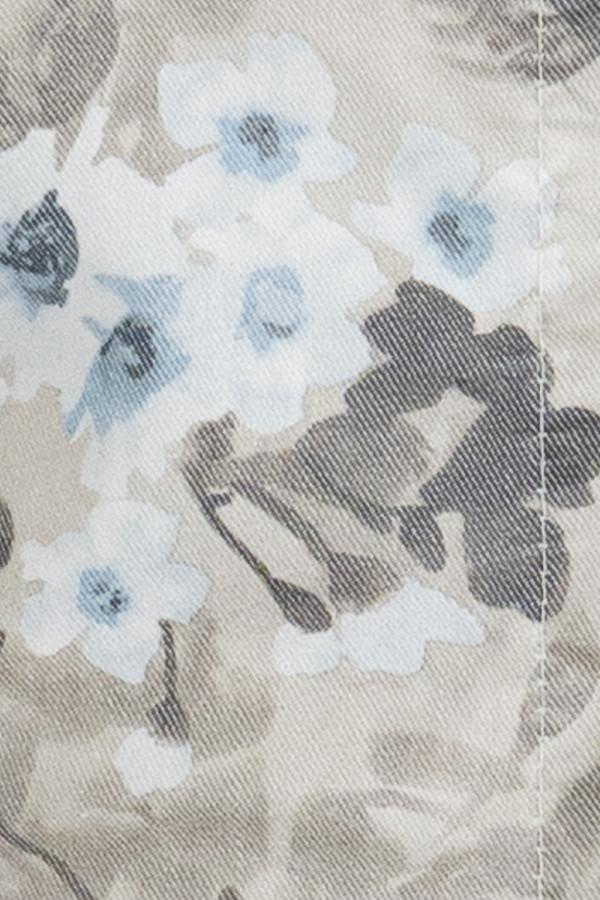 SUKIENKA BUFFY GRAY AND BLUE 2