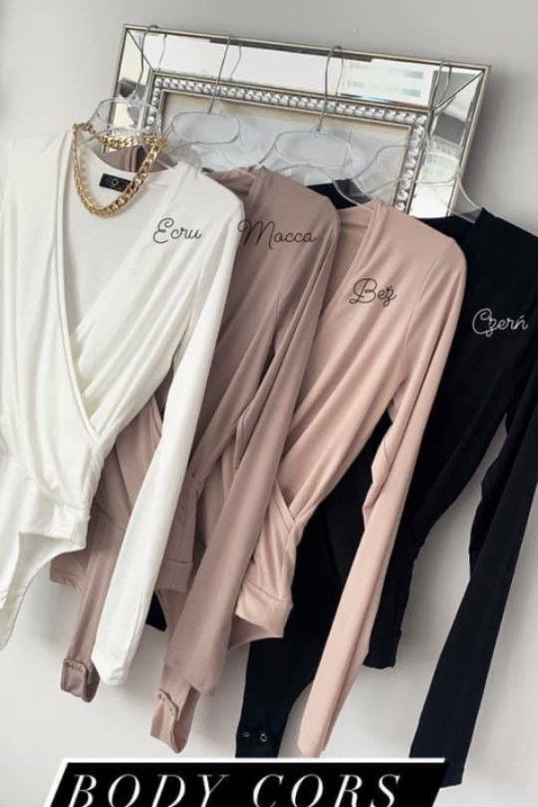 BODY CORS MOCCA 1